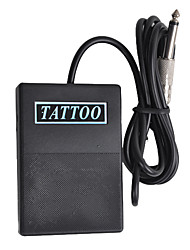 cheap -Foot Switch Black Color Tattoo Power Supply Tattoo Kit Accessory For Professional Tattoo Artist