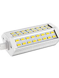 abordables -3.5 R7S Bombillas LED de Mazorca T 48 leds SMD 5730 Blanco Cálido 250-300lm 6000-6501K AC 100-240V