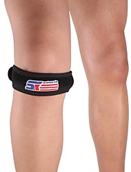Silicon Sport Patella Band Knee Guard Protector - Free Size