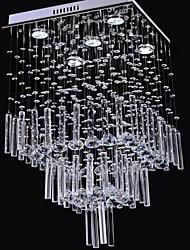 abordables -SL® Cristal Montage du flux Lumière d'ambiance - Cristal, 110-120V / 220-240V Ampoule incluse / GU10 / 20-30㎡