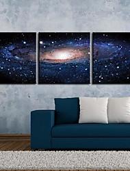 preiswerte -Leinwand-Kunst-Fantasie Sky 3-er Set