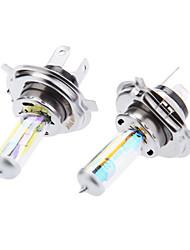 Недорогие -H4 60/55W 12V автомобилей Галогенные лампочки Заполненный с ксеноновой желтый свет