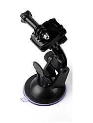 Screw Suction Cup Mount / Holder 147-Action Camera,Gopro 5 Gopro 3 Gopro 3+ Gopro 2 Auto Snowmobiling Aviation Film and Music Boating