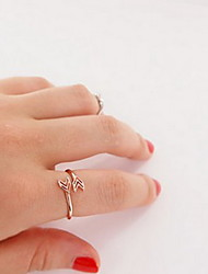 cheap -Women's Band Rings Love Heart European Alloy Jewelry Party Daily Casual