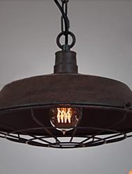 1 Vintage Metal Light Pendant Light