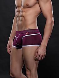 Недорогие -Мужская сексуальная Фиолетовый белье