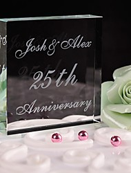 Cake Topper Floral Theme Classic Theme Crystal Wedding Anniversary Birthday Bridal Shower Baby Shower Quinceañera & Sweet Sixteen With