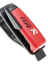 Plasic Compact Sunglass / Card Clip mit EVA Sponge