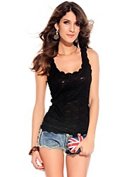 Women's Lace Exquisite Lace Tank Top Vest