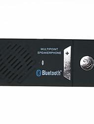 BH-32 Dual-veille de voiture Bluetooth V3.0 + EDR mains libres avec haut-parleur