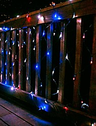 cheap -100 LED Net Light 2m X 1.5m Solar Light Holiday Party Lamp