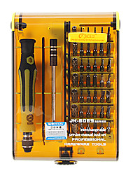 Handy Precision Maintenance Tool Screwdrivers Set (37-Piece)