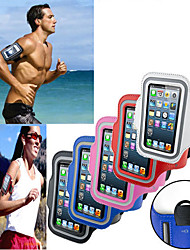 """Sports Arm-Band for iPhone 7 / iPhone 6 / iPhone 6s / iPhone 5 / iPhone 5S and Other Blew 4.7"""" Cell Phone Suitable for Out Door Sports Running"""
