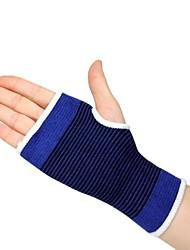 abordables -Support pour Main & Poignet Appui de sports Ajustable Respirable Thermique / chaud Camping / Randonnée Course/Running Fibres textiles