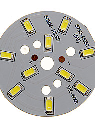 5W 400-450LM Cool White Light 5730SMD Integrated LED Module (15-18V)