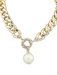 cheap -Women's Vintage Fashion Victorian European Pendant Necklace Pearl Necklace Pearl Alloy Pendant Necklace Pearl Necklace , Special Occasion