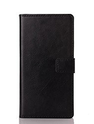 Solid Color PU Leather Case for Sony Xperia Z2 (Assorted Colors)
