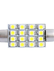 cheap -SO.K 1 Piece Car Light Bulbs 4 W SMD LED Interior Lights