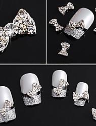 baratos -30 pcs Jóias de unha Abstracto / Fashion Diário Nail Art Design