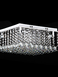 cheap -MAISHANG® 4-Light Flush Mount Ambient Light - Crystal, 220-240V Bulb Not Included / 10-15㎡ / E12 / E14