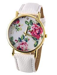 Zegarki w kwiaty