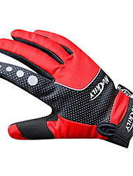 Nuckily Sports Gloves Bike Gloves / Cycling Gloves Keep Warm Waterproof Windproof Anti-skidding Full-finger Gloves Racing Cycling / Bike