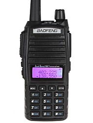 BaoFeng UV-82 Walkie Talkie 128CH 400-470MHz / 136-174MHz 1800mAh 5KM-10KM Two Way Radio