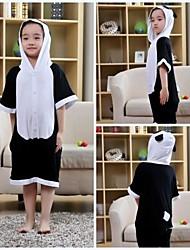 povoljno -Kigurumi plišana pidžama Panda Onesie pidžama Kostim Modal Cosplay Za Dječji Zivotinja Odjeća Za Apavanje Crtani film Noć vještica