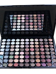 billiga -Professional 88 Färg Varm Makeup Eye Shadow Palette med spegel