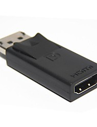 cheap -DP Display Port Male to HDMI Female Adapter Converter Adaptor