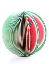 Stylish Watermelon Scrap Paper Water Melon Memo