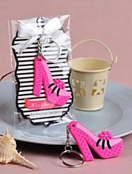 povoljno -Plastic Privjesak favorizira Komad / set Keychains Non-personalised Pink