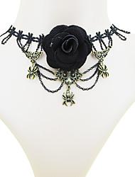 Coolshine perla della sposa collana di cristallo corto-2014-201-LS028