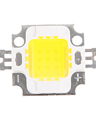 cheap -10W 800-900LM High Power Integrated 4500K Natural white LED Chip (9-12V)