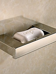 Soap Dish / Stainless Steel Brass /Contemporary