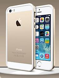 Недорогие -плюс новый дизайн красочные ПК и TPU рамки бампера аргументы за Iphone 6с 6 плюс SE 5S 5