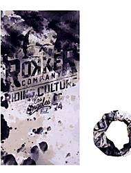 Недорогие -KORAMAN nek slobkousen / Повязки от пота Весна / Лето / Осень С защитой от ветра / Ультрафиолетовая устойчивость / Пригодно для носки Отдых и Туризм / Восхождение / Велосипедный спорт / Велоспорт