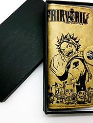cheap -Bag Inspired by Fairy Tail Cosplay Anime Cosplay Accessories Bag PU Leather Men's New / Hot