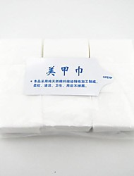 900PCS Nail Polish Remover Mini Cotton Pads(6x4x0.1cm/piece)