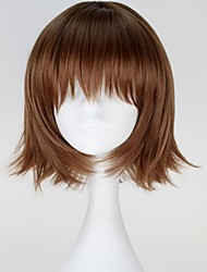 cheap -Cosplay Wigs Tokyo Ghoul Cosplay Anime Cosplay Wigs 30 CM Heat Resistant Fiber Women's