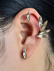 abordables -Boucles d'oreille goujon Poignets oreille Alliage Strass Imitation de diamant Bijoux Mariage Soirée Quotidien Décontracté Sports