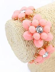 Недорогие -европейский стиль сладкий дикий цветок браслет (больше цветов) элегантный стиль