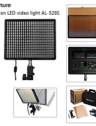 Aputure Amaran al-528s LED Illuminazione video digitale per canon / nikon / sony F926 (ci standard)