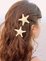Women's Alloy Others Hair Clip,Cute Party All Seasons