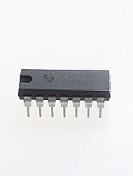 Недорогие -LM324N LM324 малой мощности четырехъядерные ОУ фонари 14 (5шт)
