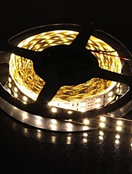 cheap -Dual Row 600x5050 SMD 144W 6000LM Warm White  Light LED Strip Light (5-Meter/DC 12V)