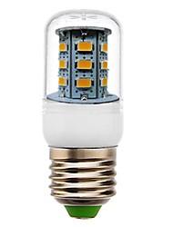 350 lm E26/E27 LED klipaste žarulje T 24 LED diode SMD 5730 Ukrasno Toplo bijelo AC 220-240V