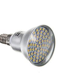 4W E14 LED Spotlight PAR38 60 SMD 3528 300-350lm Warm White 2800K AC 220-240V
