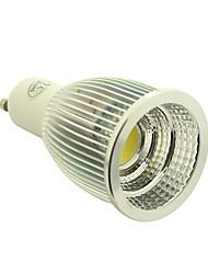 GU10 LED Spotlight 1 COB 700-770lm Warm White Cold White 2800-3000K/6000-6500K AC 85-265V