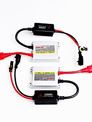 12V 55W H1 Slim Hid Xenon Quick Start Aluminum Ballasts for Hid Headlights